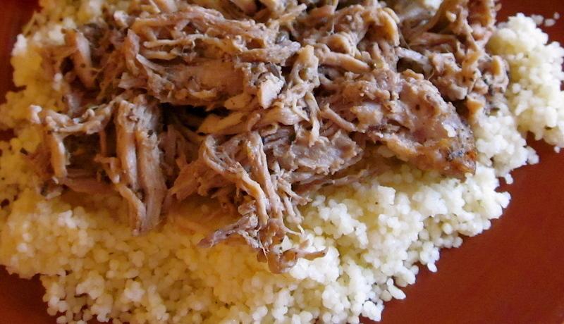 Mediterranean Style Pork Loins