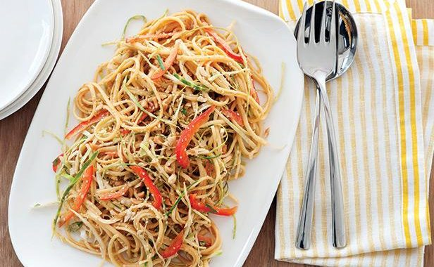 Sweet and Sour Noodles
