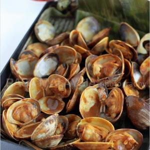 Malaysian Curry Clams