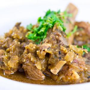 Lamb Green Chili