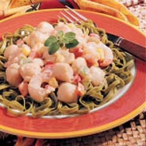 Special Seafood Skillet Recipe