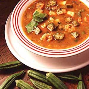 Seafood Gumbo Recipe 4