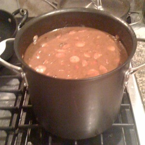 Seafood Chicken And Sausage Gumbo Recipe