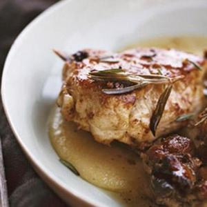 Vinegar-Glossed Chicken