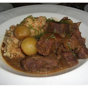 Beef Carbonade