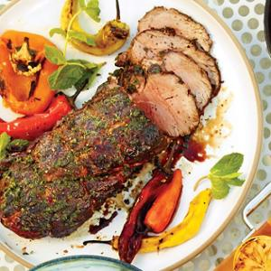 Grilled Beef Tenderloin