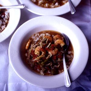 Acadian Seafood Gumbo