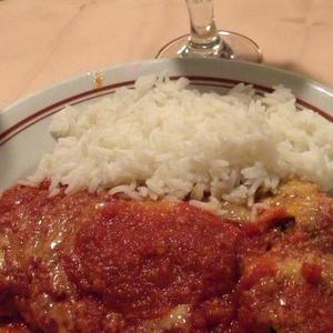 Beef Parmigiana
