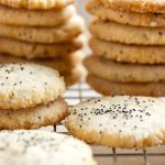 Poppy Seed Orange Cookies