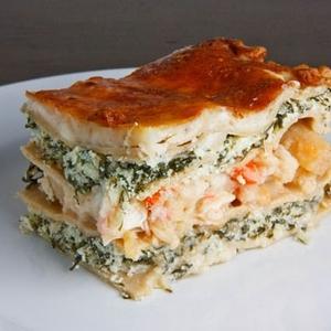 Seafood Lasagna recipes