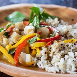 Thai Seafood Curry Recipe