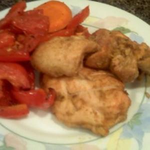 Chaat Chicken