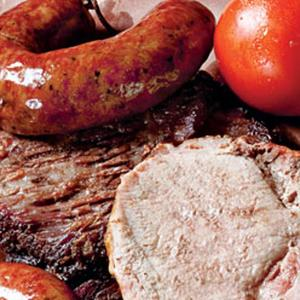 Barbecued Beef Brisket