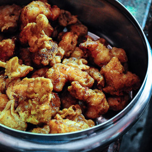 Indian Chinese Chilli Fish