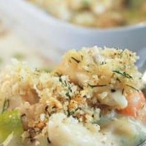 Seafood Chowder Casserole recipes