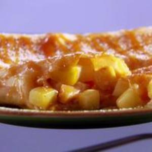 Super-Simple Apple-Cinnamon Dessert Crepes