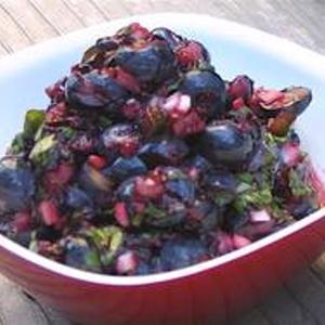 Healthy & Delicious: Blueberry Salsa