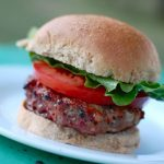 Chipotle Lime Burgers